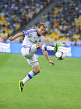 Oleg Gusev of  FC Dynamo Kyiv Stock Photo