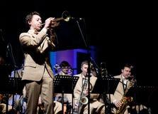 Oleg Lundstrem Big-Band Royalty Free Stock Photo