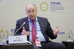 Oleg Safonov Stock Photo
