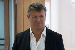Oleg Taktarov Royalty-vrije Stock Afbeelding