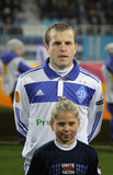 Oleh Gusev of Dynamo Kyiv Stock Image
