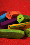 Oleie pastels Fotografia de Stock