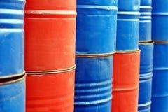 olej barrel zdjęcia stock