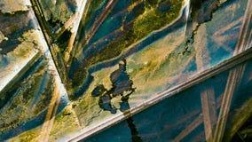 Olej, woda i trawa, Fotografia Stock