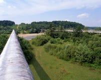 oleju gazowego przemysłu Fotografia Royalty Free