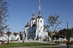 Oleksander kościół Zdjęcie Stock