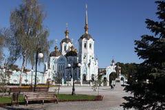 Oleksander kościół Zdjęcie Royalty Free