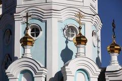 Oleksander kościół Fotografia Stock