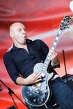 Oleksandr Hryshchuk, rock band S.K.A.Y. Stock Photos