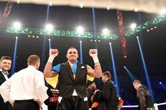 Oleksandr Usyk, WBO洲际的次重量级冠军 免版税图库摄影