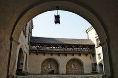 Olesko Castle Stock Photo
