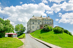 Olesko Castle Stock Images