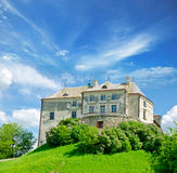 Olesko Castle Royalty Free Stock Photos
