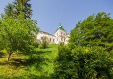 Olesko Castle. Lviv. Ukraine. Stock Images