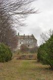 Olesko castle museum in Ukraine Stock Images