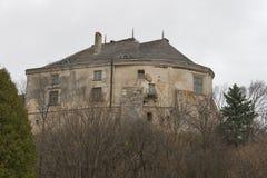 Olesko castle museum in Ukraine Stock Photography