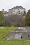 Olesko castle museum in Ukraine Stock Photos