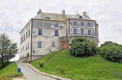 Olesko Castle Stock Image
