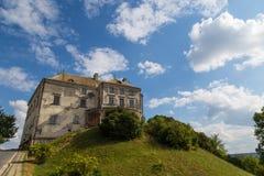 Olesko Castle . Ukraine. Royalty Free Stock Photography