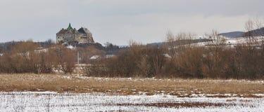 Olesko Schloss Lizenzfreie Stockbilder