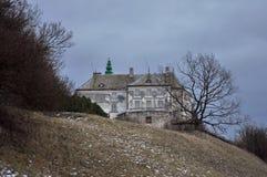 Olesko Schloss Lizenzfreies Stockbild