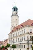 Olesnica, Slesia più bassa, Polonia Fotografie Stock Libere da Diritti