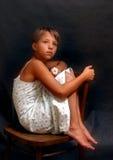 Olga 1 portret s Obrazy Stock