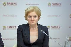 Olga Golodets lizenzfreie stockfotos