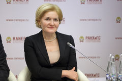 Olga Golodets lizenzfreies stockfoto