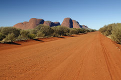 The Olgas Stock Image