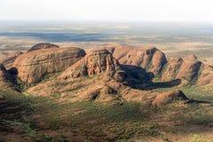 Olgas - Kata Tjuta - Австралия Стоковое фото RF