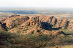 The Olgas - Kata Tjuta -  Australia Royalty Free Stock Photo