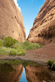 The Olgas - Kata Tjuta -  Australia Stock Images