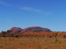 The Olgas Stock Photography