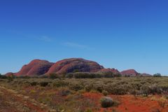 The Olgas Stock Photos
