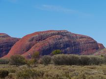 The Olgas Royalty Free Stock Image