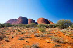 The Olgas Royalty Free Stock Images