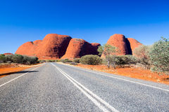 The Olgas Stock Images