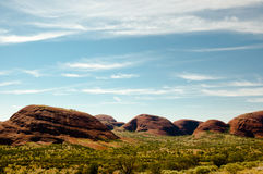 The Olgas - Northern Territory - Australia Royalty Free Stock Image