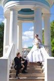 Olha do amor Imagens de Stock Royalty Free