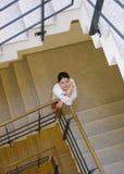 Olhando acima 2 Fotografia de Stock