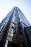 Olhando acima na torre do trunfo - 5a avenida, New York City Imagens de Stock