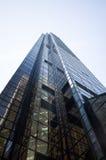 Olhando acima na torre do trunfo - 5a avenida, New York City Imagens de Stock Royalty Free
