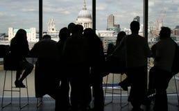 Olhando Londres Imagem de Stock Royalty Free