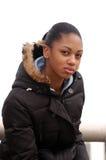Olhar adolescente urbano sobre Fotos de Stock Royalty Free