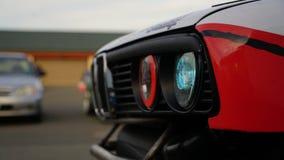 Olhar agressivo de um carro da tração Imagens de Stock Royalty Free