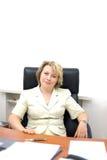 Olhar da mulher de negócio do Mid-life na câmera #2 fotos de stock