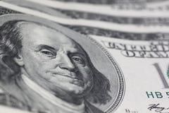 Olhar fixo de Franklin Imagens de Stock