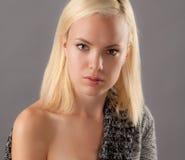 Olhar 'sexy' fotos de stock royalty free