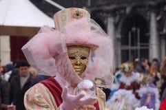 Olhe mascarado Imagens de Stock